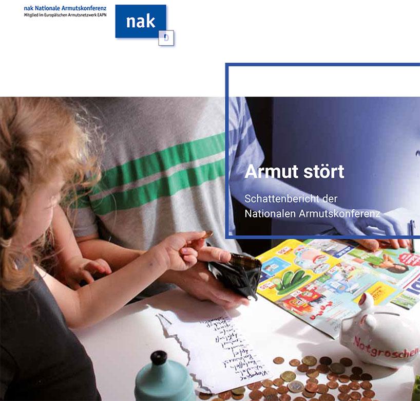 Schattenbericht der Nationalen Armutskonferenz
