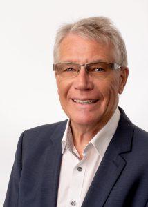Porträtfoto von Robert Trettin, stellvertretender Sprecher der Nationalen Armutskonferenz